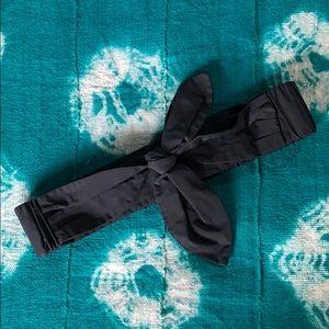 BCBG Tie Belt